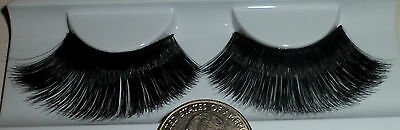 1 pair # 199 False eyelashes Showgirl Drag Queen Cross Dresser Stripper Costume](Pairs Costumes)