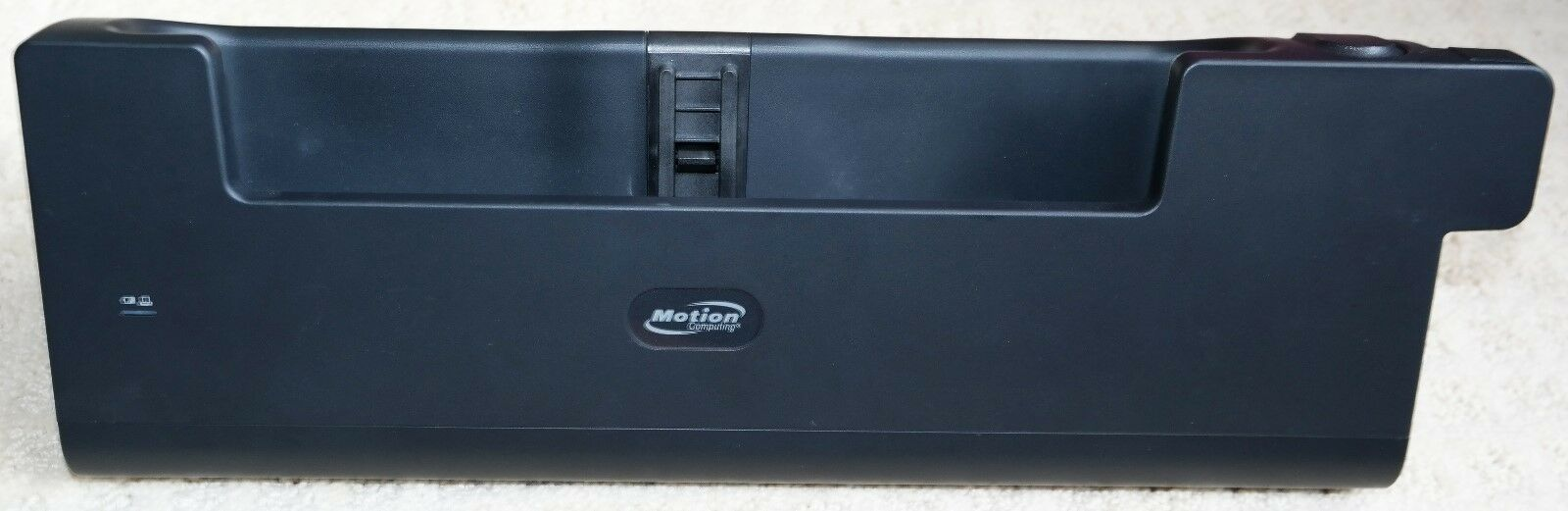 New Open Box Motion Computing F5 Docking Station (Black) with Multible Ports