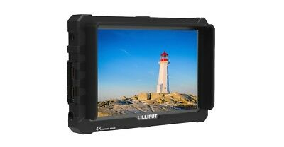 """LILLIPUT 7"""" A7s 4K HDMI 1.4 30Hz Field Monitor F970 battery Plate exclusively"""