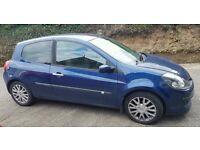Renault Clio 1.5 diesel £30 year tax cheap clean car