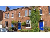 Magnificent three bedroom property in Didsbury village available for short term weekly lets