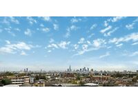 A spectacular two double bedroom penthouse apartment on Peckham Rye