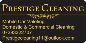 domestic and commercial cleaning mobile car valeting