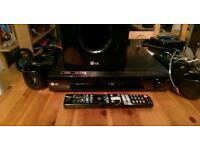 LG 2.1 Blu-ray Home Cinema System