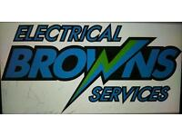 Electrician and Electical Contractors (now includes Plumbers). Inspection & Testing for Landlords