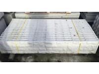 🌲 Concrete Rock Face Fencing Base Panels/ Gravel Boards