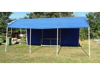 For Hire 5 x 3 metre sturdy gazebo