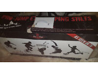 like new Pro-Jump jumping stilts for sale
