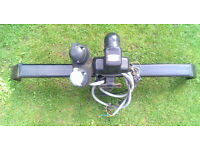 WITTER TOWBAR KIT, FIXED FLANGE (DOUBLE ELECTRIC) TO FIT TOYOTA AVENSIS
