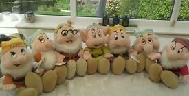 7 Dwarfs Disney