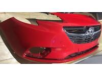 2015 onwards Vauxhall Corsa e Bumper