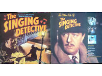 The Singing Detective - 2 vinyl records