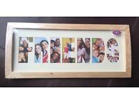"Friends Wooden Picture Frame 8"" x 20"""