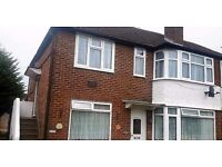 Recently refurbished 2 Bedrooms Maisonette House with very large living room.