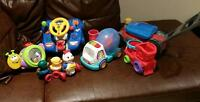 ***moving sale*** infant and toddler toys 5 items great price