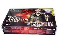 Leadtek WinFast A400 TDH (AGPx8) NVIDIA GeForce 6800