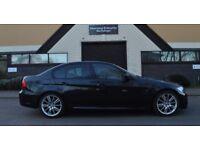BMW 3 Series 3.0 325d M Sport 4dr