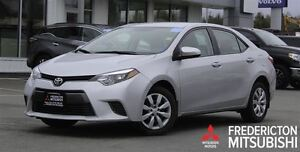 2016 Toyota Corolla LE! AUTO! HEATED SEATS! BACKUP CAM!