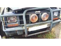 Cherokee Jeep Bull Bar