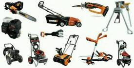WANTED old power tools, electric or petrol, DIY or garden tools.