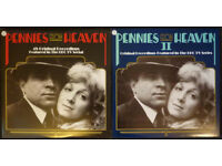 PENNIES FROM HEAVEN - 69 original songs on vinyl records