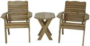 Amish Handcrafted Solid Canadian Cedar Wood Patio Furniture Starts At $89 - FREE SHIPPING