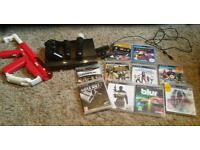 PS3 bundle !! 500 Gb hard disk, 12 games ,2 move controllers, Playstation Eye and move gun.