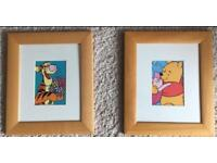 Pictures and frames Winnie the Pooh