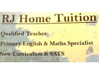 RJ tuition - SAT's - KS1 & KS2 - English, Maths, Science, Phoincs & Reading comprehension