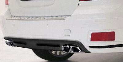 Mercedes GLK X204 AMG 63 Heckblenden Diffusor Sportendrohr Design System 1