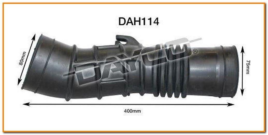 Dayco Heater Tap fits Toyota Landcruiser FZJ80R 4.5L Petrol 1FZ-FE 1992-1998