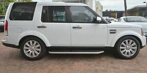 DISCOVERY4 ALLOY WHEELS GENUINE LANDROVER FITDISCO3 R.R SPORT P38 Georges Hall Bankstown Area Preview
