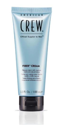 Fiber Cream Medium Hold and Natural Shine 100ml