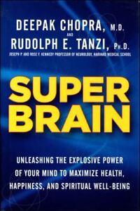 Book & Handbook - Super Brain (Deepak Chopra & Rudolph Tanzi)