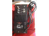Power amp Module for powered speakers