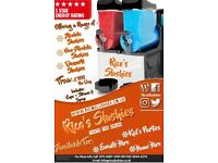 Slush Machine Hire | Rico's Slush Services | Slushies | Slush Puppie | Slush Puppy | Slush Rental