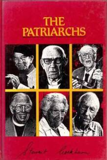 The Patriarchs by Stewart Cockburn. signed & like new