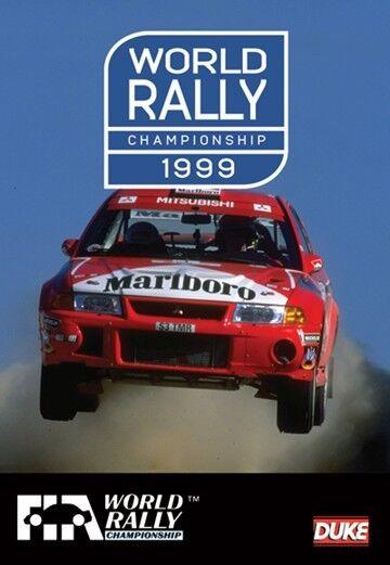 World Rally Championship - Review 1999 (New DVD) FIA WRC Sainz Makinen McRae