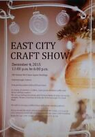 East City Craft/Vendor Show