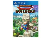 Dragon Quest Builders Day One Edition (PS4), brand new sealed