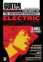 How to Play Best of the Jimi Hendrix Experience's Electric Lady