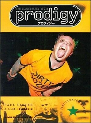 PRODIGY The Illustrated Story JAPAN PHOTO & TEXT BOOK 1998