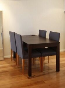 Dining table IKEA (chairs not included) Centennial Park Eastern Suburbs Preview