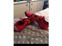 Adidas X 15.2 Football Boots size 8
