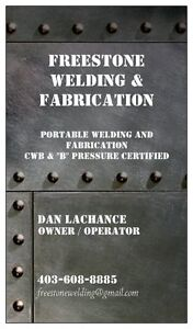 Mobile Welding and Fabrication