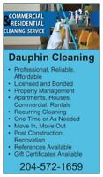 Dauphin Cleaning