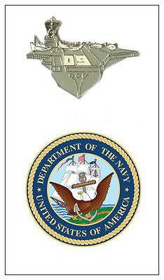 USS Saratoga CV 60 Fleet Aircraft Carrier Crew Reunion Veteran Unit Pin Tac US