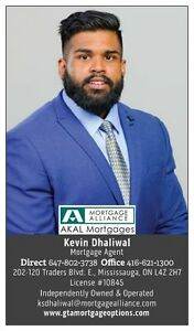 Mortgage approvals Kitchener/ Waterloo areas!
