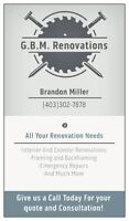 All Your Renovation Needs