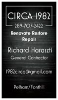 35 YEARS EXPERIENCE GENERAL CONTRACTOR *RESIDENTIAL SPECIALIST*